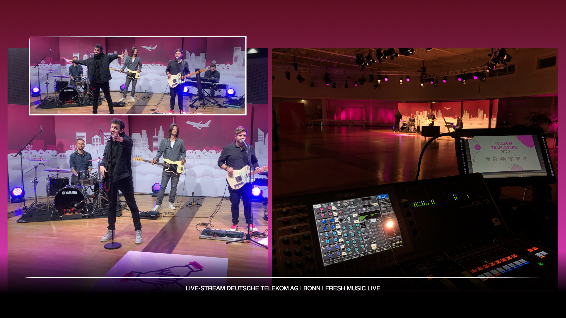Fresh Music Live DIGITAL LIVE BAND LIVE STREAM.002